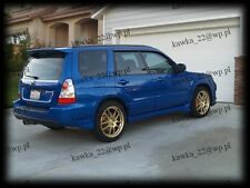 Subaru Forester SG MK II 2003-2008 STI Look Rear Roof Spoiler ~PRIMED & PREPARED