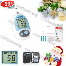 Promotio Blood Glucose Meter,Glucometer Big Font Display,Lancet+50PCS Test Strip