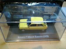 RENAULT 5 MIRAGE ZAPATITO 1979   1/43