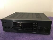 Vintage Kenwood KR V5580 80 Watt Receiver Surround Home Theater Phono Input
