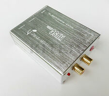 Muse HIFI USB Converter DAC Decoder PCM2704 Sound Card Optical Coaxial Silver