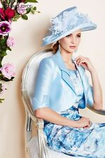 SALE Veni Infantino Mother of the Bride Blue Size 18 BRAND NEW RRP £625