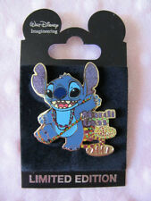 Disney Pin - WDI - Mardi Gras 2007 - Stitch - LE300 New