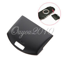 1PC  Black Back Battery Replacement Cover Door Case for Sony PSP 1000 1001 Fat