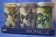 Lego 65186 Bionicle 3 Pack 8560 8561 8564 New & Sealed RARE HTF OMG!!!!!!