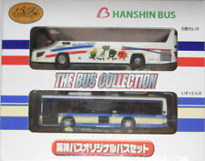 1/150 N scale TOMYTEC The Bus Collection - HANSHIN BUS