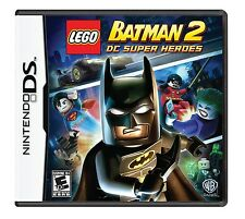 LEGO Batman 2: DC Super Heroes [Nintendo DS DSi, Kids Action Adventure] NEW