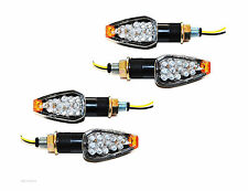 4x Turn Signal LED HONDA Dual Sport Motorcycle dirt bike supermoto light blinker