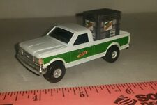 1/64 CUSTOM Ford f250 dekalb TRUCK WITH probox of dekalb Seed corn ERTL farm toy