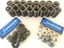 Supertech Single Valve Springs Retainers Ford Focus Mazda 3 5 Duratec 2.0L 2.3L