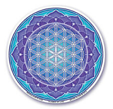 Mandala Arts Window Sticker: Flower of Life