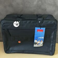 "NEW, Genuine Golla G1280 Frisco Protective Bag for 41cm (16"") Notebook Dark Blue"