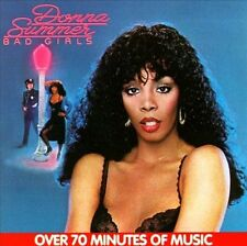 Bad Girls by Donna Summer (Vocals) (CD, Feb-1987, Casablanca)