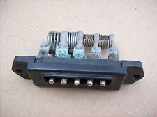 Porsche 968 944 S2 Turbo - Fan Speed Resistor for Heater Blower - 944.616.105.00