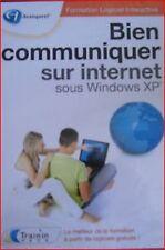 bien communiquer sur internet sous windows xp NEUF SOUS BLISTER