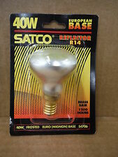Satco Reflector Bulb 40W Frosted S4706 R14
