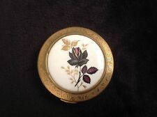 collectable vintage REGENT OF LONDON makeup compact