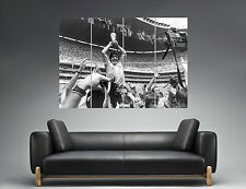Maradona Football Player Legend  Wall Art Poster Grand format A0 Large Print