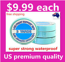 US Super Strong Blue Double Sided Tape Adhesive For Skin Tape Hair Extensions