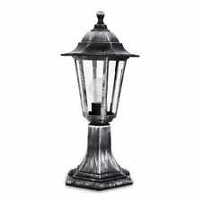 Traditional Vintage Outside Outdoor Exterior Lamp Post Wall Lantern Street Light