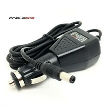 9v Motorola TLKR T6 Walkie talkie 9V dc car transformer adapter lead