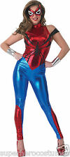 The Amazing Spider-Man Spider-Girl Female Adult Costume Size 10-14 NEW 820007