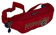 Marsupio unisex NAPAPIJRI north cape waist bag 6ANN3R27 colore R15 RED PEPPER