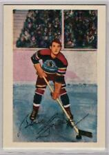 Bill Gadsby 1952-53 Parkhurst Chicago Black Hawks REPRINT Hockey Card #56