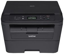 Brother Wireless Wi-Fi Black-and-White All-In-One Laser Printer Copier Scanner