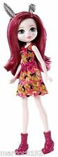 Ever after high Dragon Games Forest Pixies Harelow Doll New