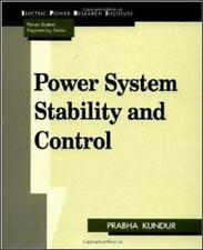 Power System Stability And Control Int'l Edition