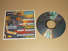 *COMPIL GUITAR OKE n°14 CD FRANCE SPECIAL BLUES ROOTS RY COODER MUDDY WATERS