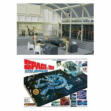 Space 1999 ~Alpha Moon Base ~ 1:1800 Scale Model Kit by Round 2 Models