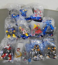 Rare Lot of 11 Bandai Rockman Mega Man figure Chouzoukei Damashii complete set