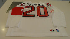 Team Canada 2014 Sochi Winter Olympics Hockey Jersey L White John Tavares