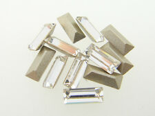 Swarovski Article 4501 7x3mm Baguette Crystal 12 Pieces l