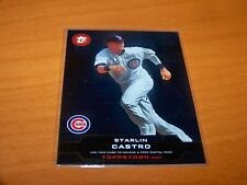 CHICAGO CUBS STARLIN CASTRO 2011 TOPPS TOWN #TT-21
