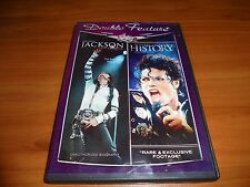 Michael Jackson: Life of a Superstar/History: The King of Pop (DVD) Used