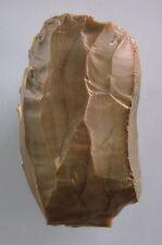Neolithikum  Museales Kernbeil  Tranchet   Saguia el Hamra  West-Sahara  2096