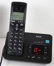 RCA Model 2102-2BKGA DECT 6.0 Expandable Landline Telephone