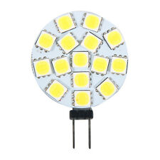 G4/GU4/MR11 4.5W 5060SMD 15LED 250-280LM Cool White Light LED Spot Bulb 9-36V