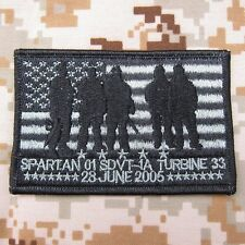 SEAL TEAM Operation Red Wings Lone Survivor Spartan 01 SDVT-1A Patch 3348