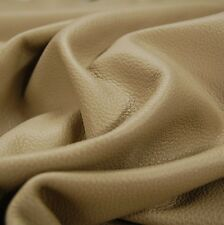 54 SF  Beige ITALIAN Cow Hide Upholstery Leather Skin furniture e5cY