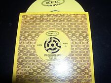 Pearl jam Spin The Black Circle / Tremor Christ Rare Aus Card Sleeve CD Single