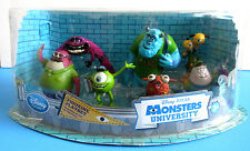 New Disney Monsters University Cake Toppers Play Set Figures 7 Piece