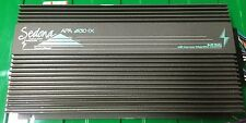 Old School Precision Power Sedona APA-630-IX 6 channel Amplifier,RARE,PPI,USA