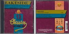 LAKESIDE 12 Inch Classics Fantastic Voyage/It's All the Way Live 1993 Unidisc CD