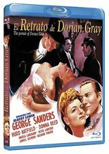 THE PICTURE OF DORIAN GRAY (1945) **Blu Ray B** George Sanders, Donna Reed