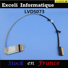 LCD LED PANTALLA VÍDEO CABLE PLANO FLEXIBLE DISPLAY HP ENVY TouchSmart 17-j030us