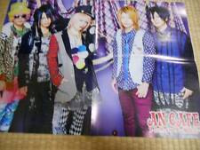 AN CAFE ANTIC CAFE Visual-Kei PROMO POSTER  JapanLimited!  shoxx2013Dec!